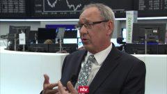 Vermögensverwalter Uwe Wiesner (Hansen & Heinrich) im NTV-Interview